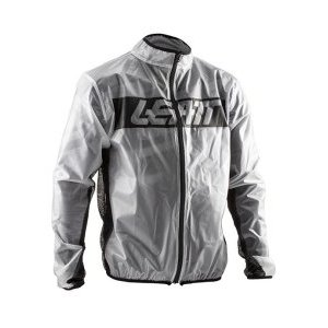 Дождевик Leatt Racecover Jacket Translucent 2020