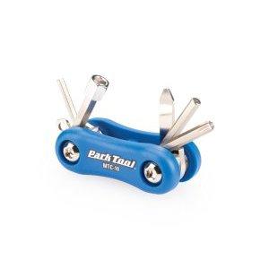 Мультитул велосипедный PARK TOOL MTC-10, шестигранник, 3/4/5/8, torx T25, плоские отвертки, PTLMTC-10 фото