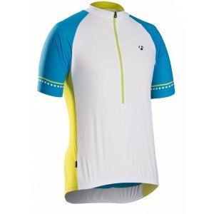 Веломайка Jersey Bontrager Solstice, White/Cyan