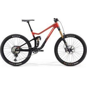 Двухподвесный велосипед Merida One-Sixty 7000 27.5