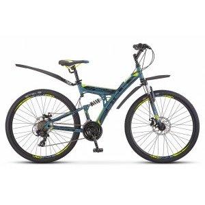 Двухподвесный велосипед STELS Focus MD 21sp V010, 27,5