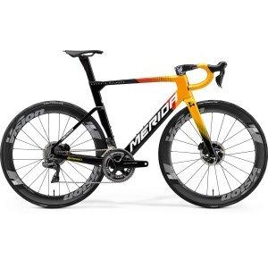 Шоссейный велосипед Merida Reacto Team-E 700С 2021