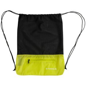 Велорюкзак-мешок Bjorn Daehlie Bag Gym, Black/Yellow, 2020, 333129_52450