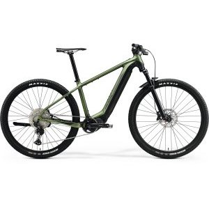 Электровелосипед Merida eBig.Nine 700 29
