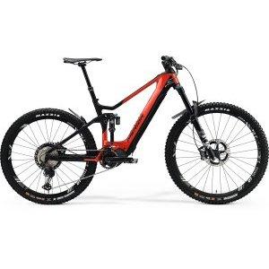 Электровелосипед Merida eOne-Sixty 9000 2021